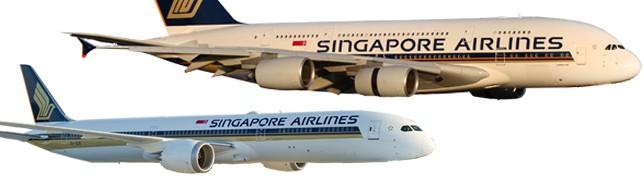 Auf Tour in den neuen Kabinen von Singapore Airlines