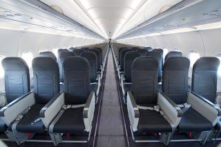 Vueling Airbus A320 mit neuer Kabine