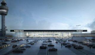 Neues Terminal in Amsterdam