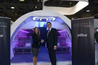 Airspace für die A320neo von Jetblue