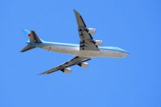 Korean Air Lines Boeing 747-8B5F