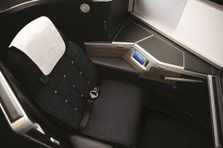 British Airways A350 Business Class