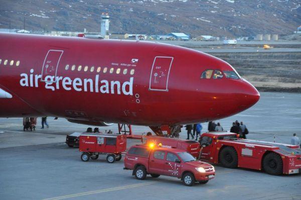Air Greenland Airbus A330-200