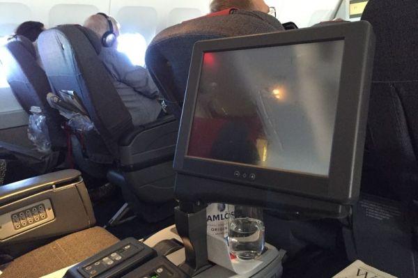 Air Greenland Business Class IFE