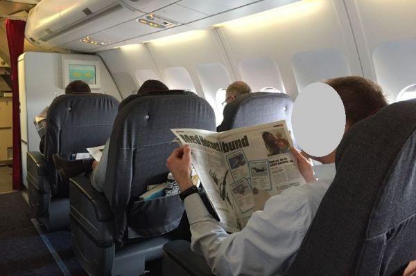 Air Greenland Business Class