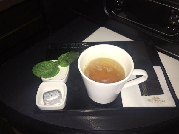 Etihad Airways Boeing 787-9 Business Studio