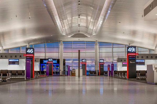 Flughafen Perth