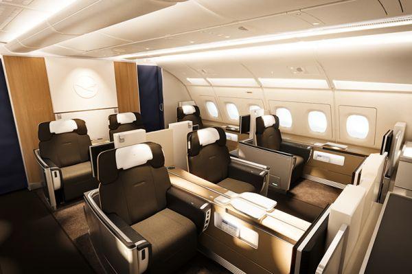 Lufthansa First Interkont