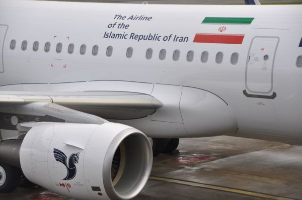 Iran Air Airbus A321
