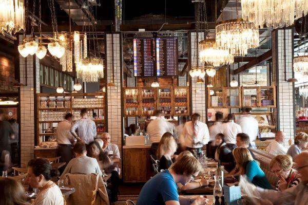 Oliver Jamie's Restaurants