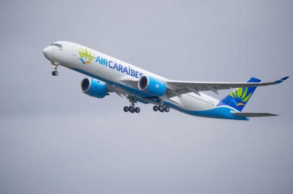 Air Caraibes Airbus A350-900