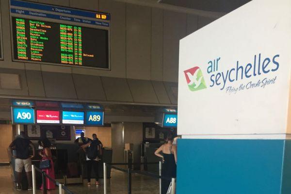 Fliegt bald auch ab Düsseldorf: Air Seychelles