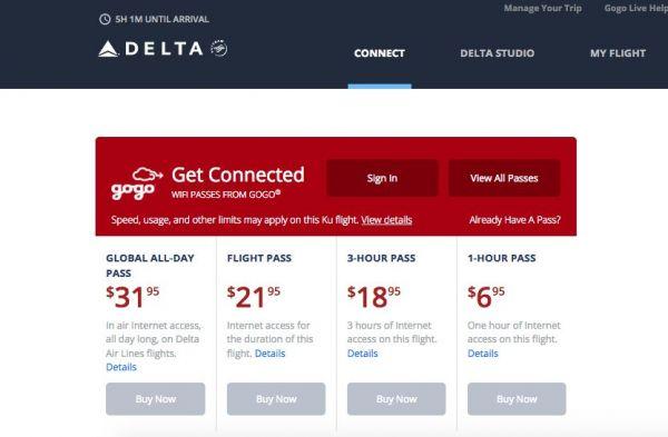 Delta WiFi