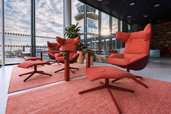 Tyrol-Lounge Flughafen Innsbruck