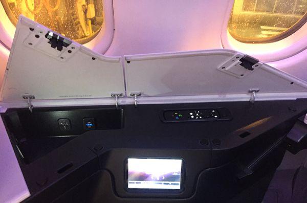 Virgin Australia Airbus A330-200 Business Class